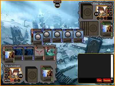 Nova Plataforma Trading Card Game
