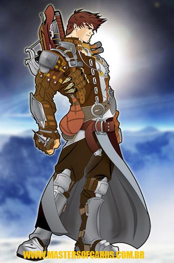 Elmurr - General da Ordem de Gaia